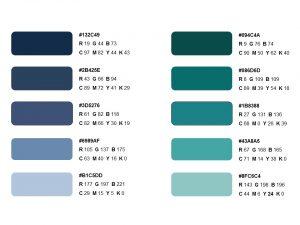 Company Colours