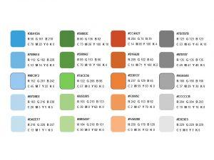 Alternative Colour Palette
